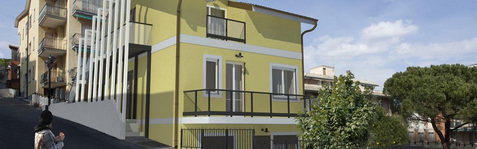 Ristrutturazione Villa Borghetto S.Spirito
